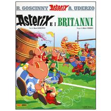 Asterix e i britanni. Vol. 8