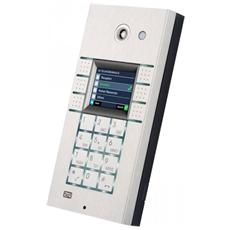 Citofono IP 6 tasti tastiera vdieocamera display