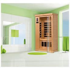 Sauna A Infrarossi Laseno I Hemlock 21111