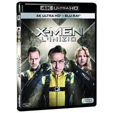 X-Men: L'Inizio (Blu-Ray 4K Ultra HD)
