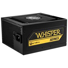 Alimentatore Whisper M 450 Watt ATX Modulare Certificazione 80 Plus Gold