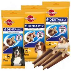 Snack per Cani Dentastix da 7 snacks Confezione Large