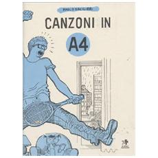 Canzoni in A4