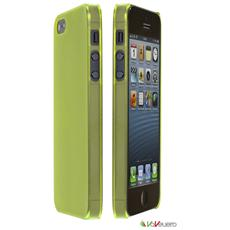 Cover PVC iPhone 5/5s - Yellow