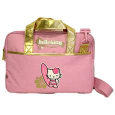Hello Kitty Borsa Per Notebook Linea Surf