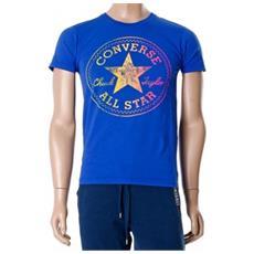 T-shirt Uomo Chuck Taylor Man Rainbow M Blu