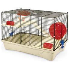 Gabbia Roditori Hamster Nature 11 58x32x38h