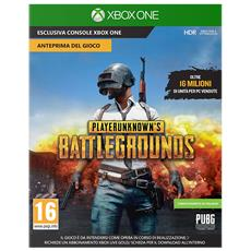 MICROSOFT - XONE - PlayerUnknown's Battlegrounds