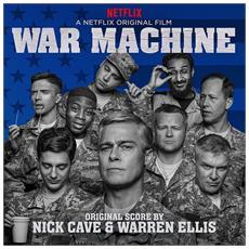 Nick Cave & Warren Ellis - War Machine (Red Vinyl) (2 Lp)