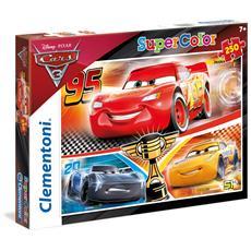 CLM29747 Cars 3 - Puzzle 250 Pezzi
