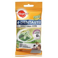 Snack per Cani Dentastix Fresh da 7 snacks Confezione Small