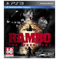 PS3 - Rambo: The Videogame