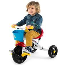 Triciclo per Bambini U-go Colore Bianco