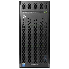 "ProLiant ML110 Gen9 Intel Xeon E5-2603V4 Six-Core 1.7GHz Ram 8 GB No Hard Disk Non Hot Plug 3,5"" SATA RAID 0/1/5/10 No Sistema Operativo"