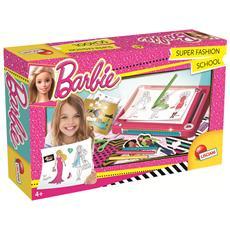 55982 - Barbie Super Fashion School