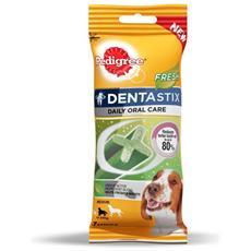 Snack per Cani Dentastix Fresh da 7 snacks Confezione Medium