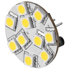 Lampada a LED Attacco G4 Colore Bianco Caldo