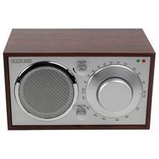 Radio AM / FM portatile dal design retrò.