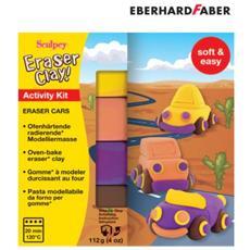 Kit Creativo Eraser Cars