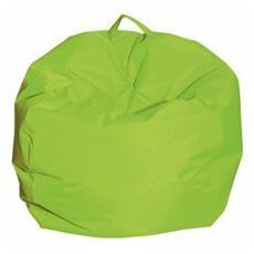Pouf Arredo Modello Comodone Colore Verde