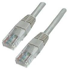 Cavo Rete equip - Categoria 5e - for Dispositivo di rete - 15 m - 1 x RJ-45 Maschio Rete - 1 x RJ-45 Maschio Rete - Cavo patch - Contatti placcati oro - Beige
