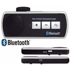 Kit Vivavoce Bluetooth per Auto Universale Speaker