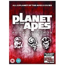Planet Of The Apes - Primal Collaction (8 Dvd) [ Edizione: Regno Unito]