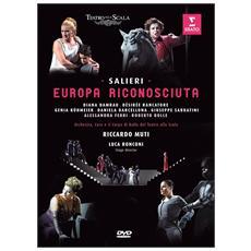Salieri - L'Europa Riconosciuta - Diana Damrau