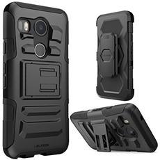 Nexus 5x Custodia, I-blason [ prime Series] Cavalletto, Custodia Combo Holster. . .