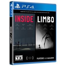 PS4 - Inside + Limbo Double Pack
