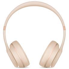 Cuffie Wireless Beats Solo 3 Colore Oro Opaco