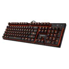 Tastiera Gaming FORCE K85 Retroilluminata RGB Interfaccia USB 2.0