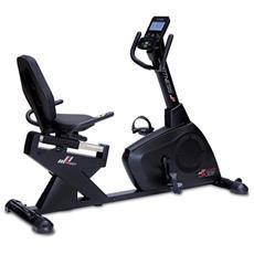 Cyclette Orizzontale Elettromagnetica Jk326 Jk Fitness