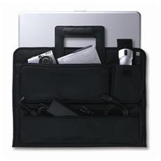 "Laptop Case 17"" 17"" Valigetta ventiquattrore Nero"