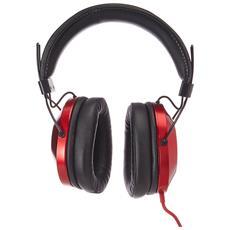 Cuffie con Microfono Cablato SE-MS5T-R Colore Rosso Nero