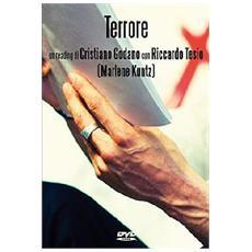 Dvd Godano & Tesio - Terrore