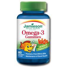 Omega3 gummies 60 caramelle frutti misti