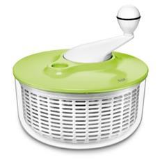 Centrifuga per insalata 25 cm 5,5 l colore verde