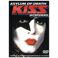Kiss - Asylum Of Death - Interviews