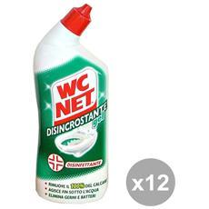 Set 12 Disincrostante 700 Ml. Detergenti Casa