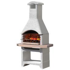 Barbecue Cementato Merida