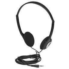 ICC SH-481 - Cuffia Stereo con Auricolari Imbottiti