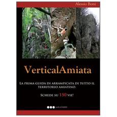 VerticalAmiata. La prima guida di arrampicata di tutto il territorio amiantino. Schede su 150 vie!
