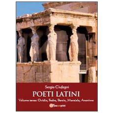 Poeti latini. Vol. 3