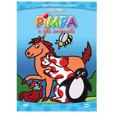 Dvd Pimpa E Gli Animali