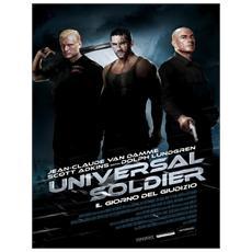 Dvd Universal Soldier - Il Giorno Del G