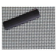 Rete Zanzariera in Alluminio Black 18x16 mm H: 60 cm Lunghezza 30 mt Phifer