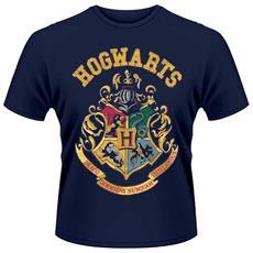 Harry Potter - Crest (T-Shirt Unisex Tg. M)