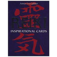 Reiki. Inspirational cards. Ediz. multilingue. Con Carte