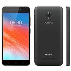 "Neffos Y5 Grigio 16 GB 4G/LTE Dual Sim Display 5"" Slot Micro SD Fotocamera 8 Mpx Android Italia"